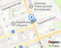 Компания ОренПолис на карте города