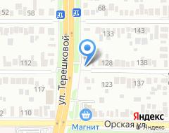 Компания Компания по пошиву авточехлов на карте города
