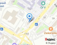 Компания Цифра на карте города