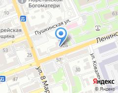 Компания ЕвроОкна на карте города