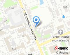 Компания TeleTrade-Оренбург на карте города