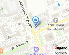 Компания Нотариус Марсакова Т.М. на карте города
