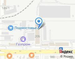 Компания Электротехнотеплосервис на карте города