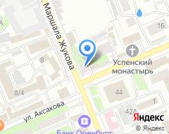 Компания Нотариус Шахова В.Е. на карте города