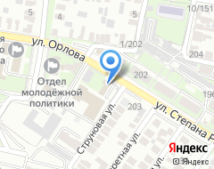 Компания Налог-Сервис на карте города