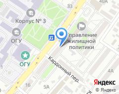 Компания Ломбард Альянс Л на карте города