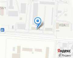 Компания РЕФИНИШ АВТОЛАК на карте города