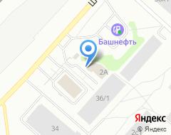 Компания Моторсервис на карте города