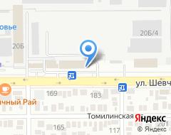Компания Адвокатский кабинет Ивлева С.С. на карте города