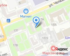 Компания Оренбургская региональная оценочная компания на карте города