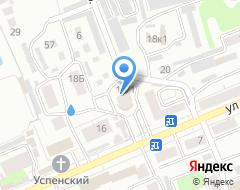 Компания Государственная экспертиза проектной документации и результатов инженерных изысканий Оренбургской области на карте города