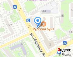 Компания Оренбургский центр страхования на карте города