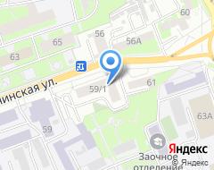 Компания МТС-АГРО СЕРВИС на карте города