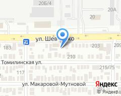 Компания Автоинтехмаркет на карте города