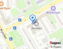 Компания Столица на карте города