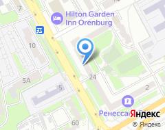 Компания Нотариус Степанова В.А. на карте города