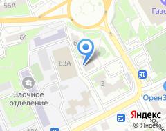 Компания Русфинанс на карте города