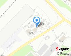 Компания ЮРИСТ СЕРВИС на карте города