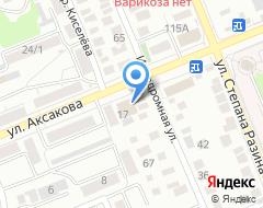 Компания Печати на карте города