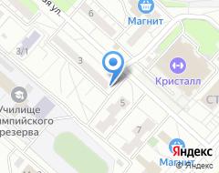 Компания Адвокатский кабинет Павловой С.С. на карте города