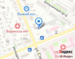 Компания Труд-Эксперт на карте города