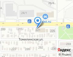 Компания Style56.ru на карте города
