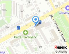 Компания Росгосстрах банк, ПАО на карте города