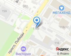 Компания Анатомия Авто на карте города