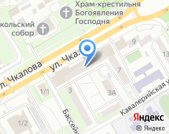 Компания НОМОС-БАНК на карте города