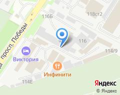Компания Best на карте города
