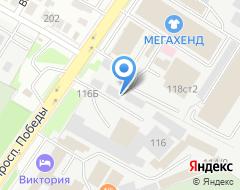 Компания Деловое решение на карте города