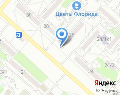 Компания Адвокатский кабинет Бровченко С.А. на карте города