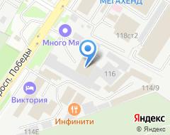 Компания Автостекло56 торгово-сервисная компания на карте города