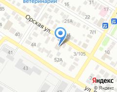 Компания 99 на карте города