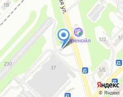 Компания Влад-Авто на карте города