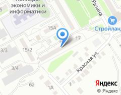 Компания ПРОФЭЛИТ на карте города