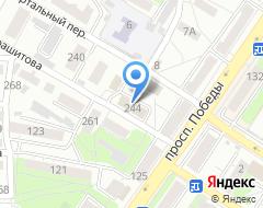 Компания ЭкоПромБиосЦентр на карте города