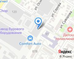 Компания Автобизнесцентр на карте города