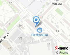 Компания Газмашпроект, ЗАО на карте города