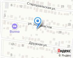Компания Волна на карте города