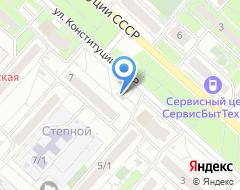 Компания ЛОМБАРД ТРОЙКА на карте города
