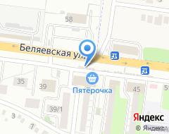 Компания ЧестноДеньги на карте города