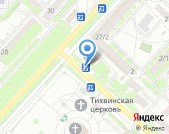 Компания СРОЧНОМЕН на карте города