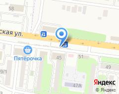Компания Желен на карте города