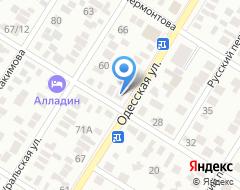 Компания Правовая планета на карте города