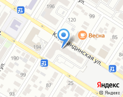 Компания PRIDE на карте города