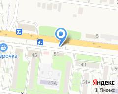 Компания АВРОРА на карте города