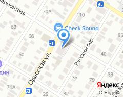 Компания ЭНАПРАКТ на карте города