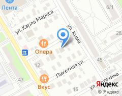 Компания АвтоLand на карте города