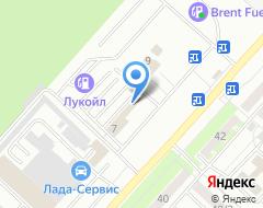 Компания Clifford на карте города
